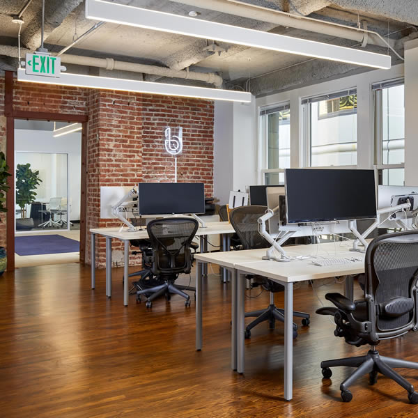 Commercial construction project San Francisco CA